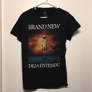 Brand New Band T